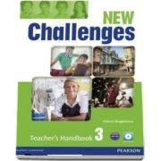 New Challenges 3 Teachers Handbook & Multi-ROM Pack