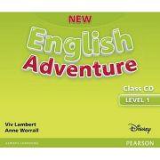New English Adventure GL 1 Class CD