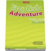 New English Adventure GL 1 TB