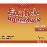 New English Adventure GL 2 Class CD