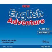 New English Adventure GL Starter A Class CD