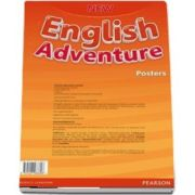 New English Adventure PL 3/GL 2 Posters