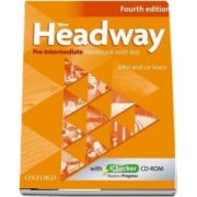 New Headway. Pre Intermediate A2 B1. Workbook and iChecker with Key. The worlds most trusted English course