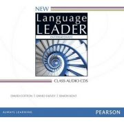 New Language Leader Intermediate Class CD (2 CDs)