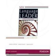 New Language Leader Upper Intermediate Class CD (3 CDs)