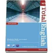 New Total English Advanced Students Book with Active Book Pack