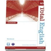 New Total English Advanced Workbook without Key and Audio CD Pack
