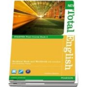 New Total English Starter Flexi Coursebook 1 Pack