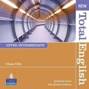 New Total English Upper Intermediate Class Audio CD