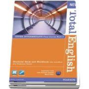 New Total English Upper Intermediate Flexi Coursebook 2 Pack
