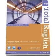 New Total English Upper Intermediate Students Book with Active Book and MyLab Pack