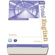 New Total English Upper Intermediate Workbook without Key and Audio CD Pack