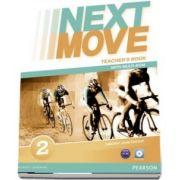 Next Move 2 Teachers Book & Multi-ROM Pack