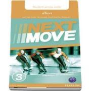 Next Move 3 eText Access Card