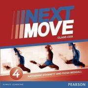 Next Move 4 Class Audio CDs