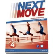 Next Move 4 Teachers Book & Multi-ROM Pack