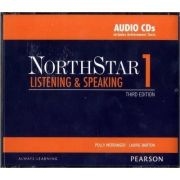 NorthStar Listening and Speaking 1 Classroom Audio CDs