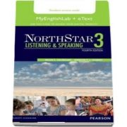 NorthStar Listening and Speaking 3 eText with MyLab English