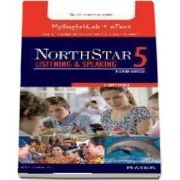 NorthStar Listening and Speaking 5 eText with MyLab English