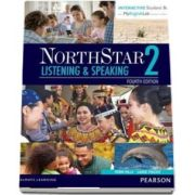 NorthStar Listening & Speaking 2 with Interactive Student Book and MyEnglishLab