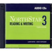 NorthStar Reading and Writing 3 Classroom Audio CDs