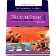 NorthStar Reading and Writing 4 eText with MyLab English