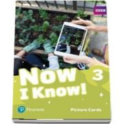 Now I Know 3 Picture Cards