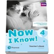 Now I Know 4 Teachers Book plus PEP pack