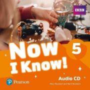 Now I Know 5 Audio CD