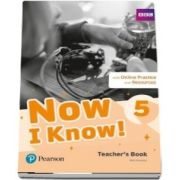 Now I Know 5 Teachers Book plus PEP pack