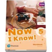 Now I Know 5 Workbook with App