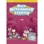 Our Discovery Island Level 2 DVD
