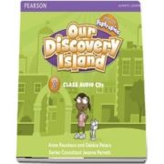 Our Discovery Island Level 3 Audio CD