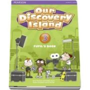 Our Discovery Island Level 3 Students Book plus pin code
