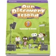 Our Discovery Island Level 3 Teachers Book plus pin code