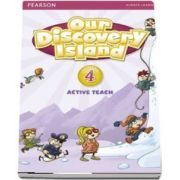 Our Discovery Island Level 4 Active Teach