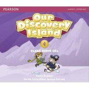 Our Discovery Island Level 4 Audio CD