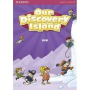 Our Discovery Island Level 4 DVD