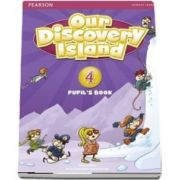 Our Discovery Island Level 4 Students Book plus pin code