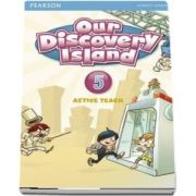 Our Discovery Island Level 5 Active Teach