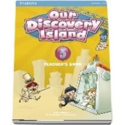 Our Discovery Island Level 5 Teachers Book plus pin code