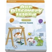 Our Discovery Island Starter Active Teach