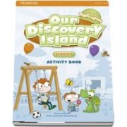 Our Discovery Island Starter Activity Book and CD ROM (Pupil) Pack