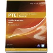 Pearson Test of English General Skills Booster 2 Students Book and CD Pack