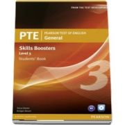 Pearson Test of English General Skills Booster 3 Students Book and CD Pack