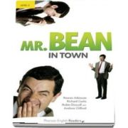 PLPR2: Mr Bean in town Bk/CD Pack