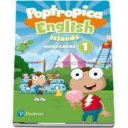 Poptropica English Islands Level 1 Wordcards