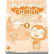 Poptropica English Islands Level 2 My Language Kit Activity Book pack