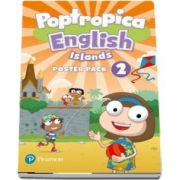 Poptropica English Islands Level 2 Posters