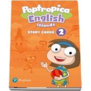 Poptropica English Islands Level 2 Storycards